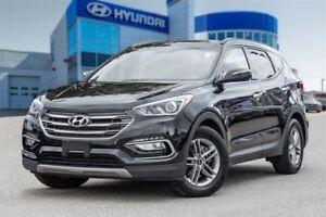 2017 Hyundai Santa Fe Sport 2.4 SE, LEATHER, PANO ROOF