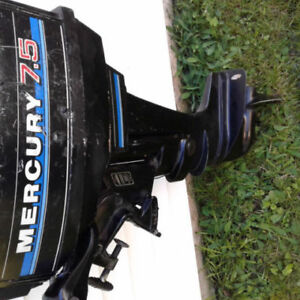 Mercury 7.5hp outboard