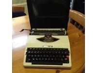 Imperial 205 Portable Typewriter