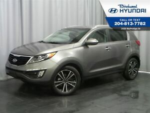 2016 Kia Sportage SX 2.0T *Heated Seats Rear Cam
