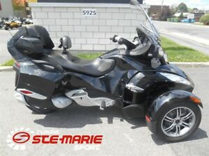 2010 can-am Spyder RT-S SE5 -
