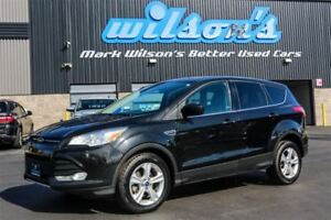 2013 Ford Escape SE HEATED SEATS! ALLOYS! SYNC VOICE ACTIVATED!