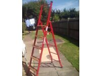 ***£20*** BARGAIN GOOD QUALITY LARGE EXTENDABLE STEP LADDERS
