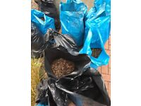 Red Gravel/Chips bagged *Free*
