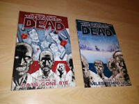 The Walking Dead Volume 1 and 2 Graphic Novels Ottawa Ottawa / Gatineau Area Preview