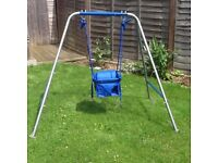 Chad Valley Nursery Swing - Excellent Condition