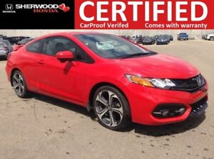 2015 Honda Civic Si | NAVI | BLUETOOTH | HEATED SEAT | USB | AC