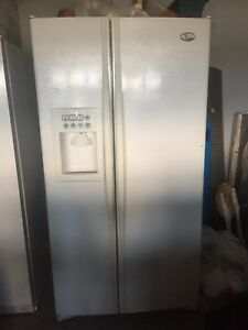 GE profile fridge
