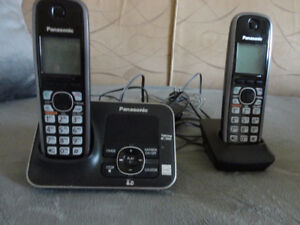 Panasonic Cordless Phones with Answering