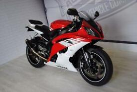 2009 - YAMAHA YZF R6 09, IMMACULATE CONDITION, £6,245 OR FLEXIBLE FINANCE