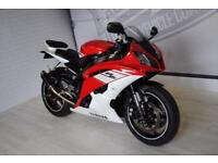 2009 - YAMAHA YZF R6 09, IMMACULATE CONDITION, £6,500 OR FLEXIBLE FINANCE