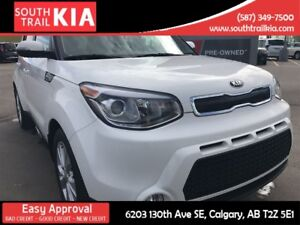 2016 Kia Soul EX + HEATED SEATS BACK UP CAMERA