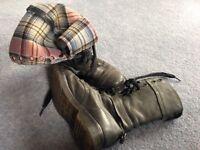 Ladies Doc Marten DM Boots Size 6