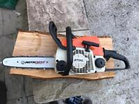 Stihl 017 ms170 chainsaw