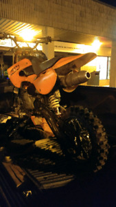 Pitster pro 125 pit bike trade
