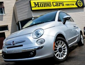 2012 Fiat 500 Lounge Cabrio! BOSE+A/C! ONLY $110/bi-weekly!