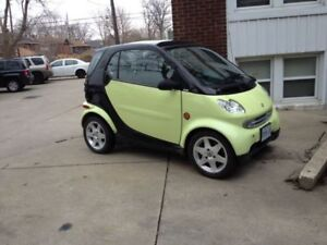 2005 Smart Fortwo Pulse
