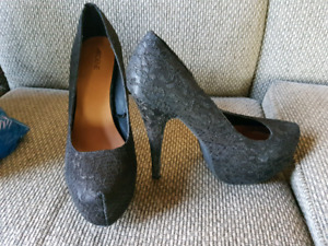 High heels new size 10 from Ardene