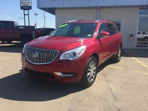 2013 Buick Enclave Leather**Leather-pwr seats-remote start and m