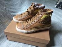 Trainers hi-tops sneakers designer Ash Italia