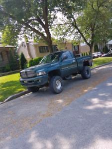 Dodge  ram 1500 2porte