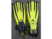 Mares Plana Avanti Quattro Dive Fins, Regular ~ (£70-80 new)