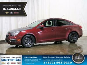 2015 Chevrolet Cruze 1LT Well Maintained..!