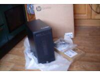 HP 285 G2 MT Desktop PC AMD A4-PRO-7350B 3.4GHz 4GB RAM 500GB Radeon R5 GPU
