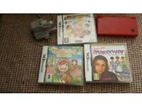 Nintendo DSi & 3 GAMES