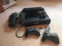 Xbox 360 elite 100gb