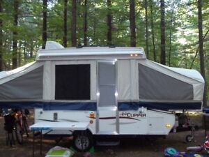 tente roulotte Coachmen Clipper 106 ST
