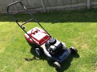 Mountfield hand push petrol mower