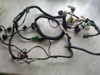 gsxr 600 srad x,y main wiring harness