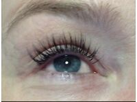 Individual Eyelash Extensions in West London/ Notting Hill/ Bayswater salon