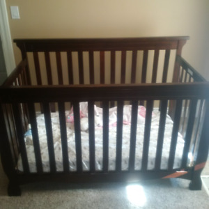 Crib - If you have replied to this ad, please send again. Sorry.