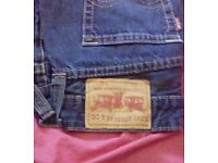 Lovely levi's red tag 921 jeans w30 l32