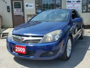 2009 Saturn Astra XR,certified