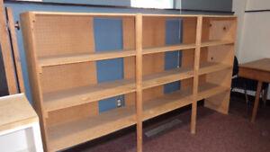 Bookcase, Bookshelf, Shelving unit