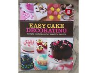Cake decoration book for sale