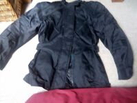 Selling for charity!! Female small motorcycle jacket