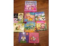 Children's board books bundle