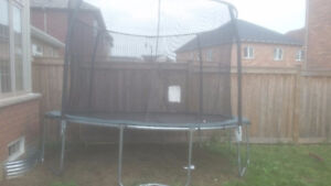 Exellent  playtime 14ft trampoline