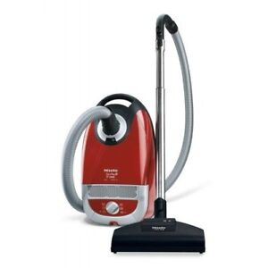 Miele Cat and Dog TT 5000 Bagged Vacuum Cleaner 2200w red