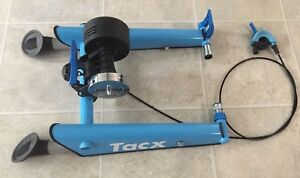 Cycletrainer with resistance lever