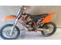 Ktm 200 2004 mint bike