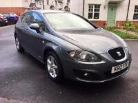 2012 SEAT LEON S COPA 1.2 GAS/PETROL HYBRID 12MONTHS MOT £20P/A TAX FSH 1PREV OWNER AS IF NEW £3900
