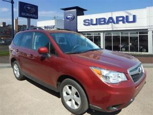 2014 Subaru Forester TOURING *LOW KM, CLEAN CARPROOF