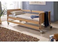 For Sale! Four function adjustable electric nursing / homecare / hospital beds £399