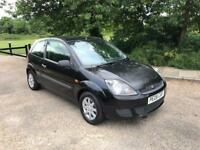 FORD FIESTA 1.2 ZETEC 2008 PETROL LONG MOT DRIVES THE BEST