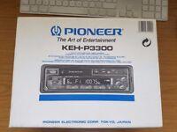 Pioneer KEH-P3300